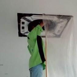 Jasa Installasi Service Fabrikasi Cleaning AC Ducting Kitchen Dapur Jakarta | MISTER AC