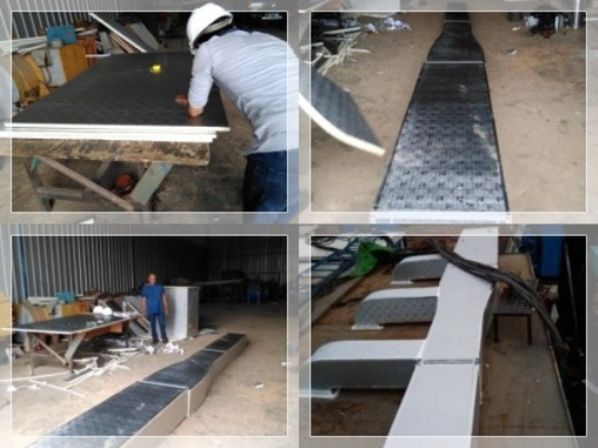 kontraktor jasa fabrikasi ducting