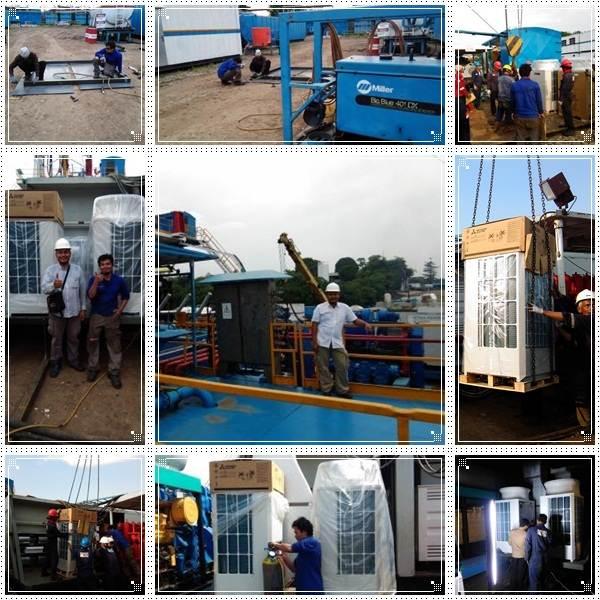 project pasang installasi vrv rdn - Jasa Installasi Service Fabrikasi Cleaning AC Ducting Kitchen Dapur Jakarta | MISTER AC