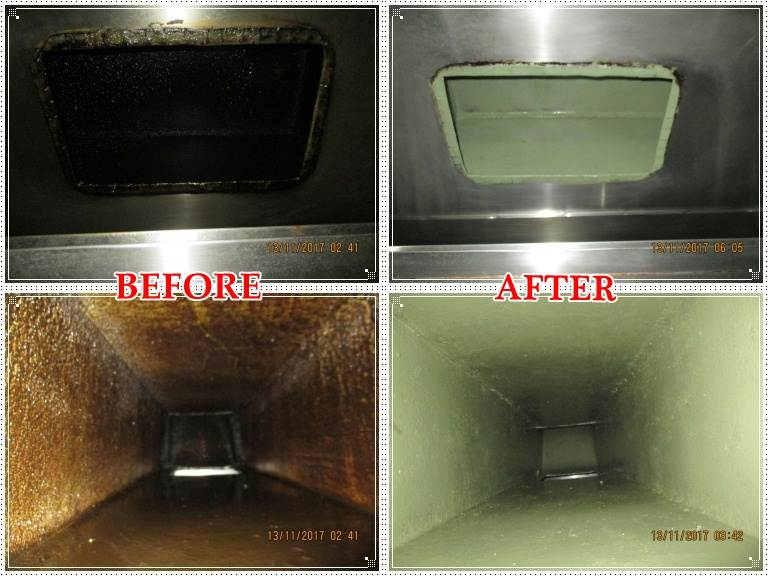 Jasa cleaning ducting exhaust kitchen hood blower murah jakarta depok bekasi bogor tangerang cikarang bandung-1-tile