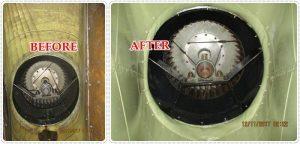Jasa Cleaning Pembersihan Ducting AC Exhaust Kitchen Hood Filter Fan Blower di Semarang