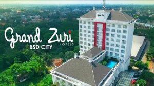 Cleaning ducting exhaust fan blower filter hood kitchen Grand Zuri Hotel BSD City Tangerang Selatan